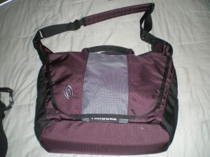 Timbuk2 Slim Commuter Bag - Large.